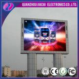 Visualizzazione del tabellone per le affissioni di P8 LED per la pubblicità esterna