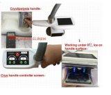 Instrumento ardiente gordo de la belleza del ultrasonido de la cavitación del RF Cryo del laser de peso de la máquina de múltiples funciones de la pérdida