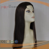A buon mercato lungamente parrucca di caduta dei capelli umani (PPG-l-01485)
