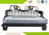 De beste Machine van de Router van de Prijs Zs2520 CNC Houten CNC met As 10