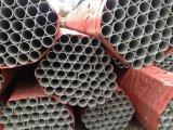 Tubo soldado inconsútil inoxidable 1 '' - 48 '' de los tubos de acero del acero ASTM A312 de Zhiju China