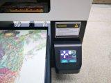 A3 Printer van de Machine van de Druk van de Zak van het Leer van de Grootte de Digitale UV Flatbed