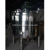 Industrieller doppelter Umhüllungen-Mischer 500 Liter für Feuchtigkeitscreme