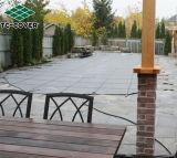 El alto invierno de fabricación de la piscina cubre al aire libre
