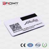 Gelesene nur Em4200 kontaktlose RFID Mitgliedskarte mit Qr Code