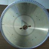 Tct de aço de corte da lâmina de serra circular de tubos e perfis de PVC de alumínio