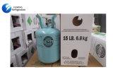 Sistema de climatización de gas refrigerante R134A.