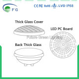 Bulbo de cristal y del plástico LED PAR56 de la piscina de lámpara (AC12V-24V, 18W 24W 35W)