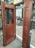 Puerta de cobre pura de la seguridad de la puerta del fabricante de la puerta de Foshan
