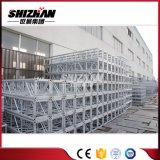 400X400mm Aluminium-Quadrat-Schrauben-Binder-Schweißen L Form