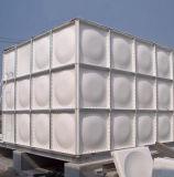 Tanque de armazenamento secional da água do tanque de água