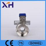 1PC Válvula de bola de acero inoxidable 304 DN20