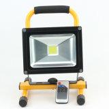 LED de luz portátil Solar Holofote Solar exterior à prova de Luz de Segurança movidos a energia solar, ao Anoitecer ao Amanhecer Luz de inundação