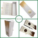 Morceau de papier nouvellement conçu deux Boîte de rangement pour les dons à l'emballage