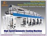 Auto de alta velocidad de máquina de recubrimiento de la PTP de medicamentos utilizados el papel de aluminio (DLPTP-600A)