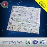 Druckoberfläche Belüftung-Decken-Fliesen mit einer Nut