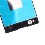 LCD 스크린 IPS 전시 HD 소니 Xperia C3 D2533 D2502 S55u 까만 흑인 고유