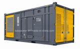 1250kVA/1000kw 40FTのCumminsのコンテナに詰められた発電機40hqの発電所