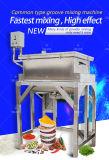 Ranhura de Guangzhou aquecimento para máquinas de mistura em pó