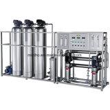 Wasserpflanze-reines Wasser, das Gerät RO-Wasserbehandlung bildet
