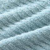 La Mano-Sensibilità morbida 100%Cotton Plain il tovagliolo di bagno tinto della ratiera impostato (02Y0012)