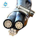 L'aluminium Service de câble conducteur de ligne de chute de fil recto verso