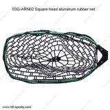quadratisches HauptaluminiumgumminettoFischernetz der fliegen-03A-Arn02