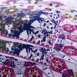 Reeks van het Beddegoed van de Polyester van het Beddegoed van Mandala de Vastgestelde