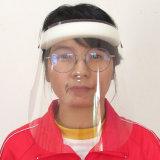 Anti-Tröpfchen schützendes Gesichts-Schild-Spritzen-Beweis-Bildschirm-volles Gesichts-Schild
