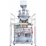 Volledig automatische horizontale voedselverpakkingsmachine met Multihead weger