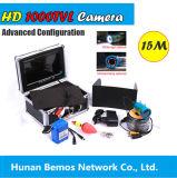 """30m de OnderwaterCamera van 7 """" van TFT LCD van de Videocamera van het Systeem van de Vissen Lijnen 600TV van de Vinder HD"""
