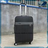Lederner Segeltuch-Gepäck-Laufkatze-Kasten Belüftung-Laufkatze-Gepäck-Koffer