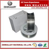 Fil lumineux du fournisseur 0cr27al7mo2 de la surface Fecral27/7 pour le poêle de vide