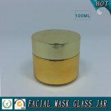 100 ml de verrerie en verre à base de vernis à la crème