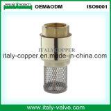ISO9001 certificó la válvula forjada latón del Y-Tamiz (AV5004)