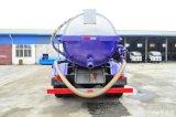 4X2熱い販売トラック12000リットルの真空のトラック12トンの下水の吸引の
