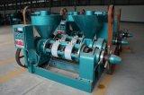 Pression en huile spirale à haute capacité avec contrôle automatique de la température