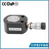 Mini cylindre plat hydraulique de Jack de prix usine de vérins