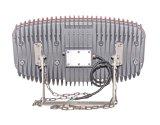 Corti di tennis industriali dell'indicatore luminoso di inondazione di alto potere elencato 400W LED di RoHS del Ce dell'UL Dlc che si illuminano con la rete di protezione