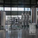 Compléter l'installation de traitement d'eau potable de système de purification