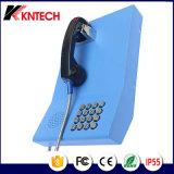 Allgemeiner Telefon-Antike-Telefon-Stand des Bank-Bordbodentelefon-Knzd-23 im Freien