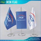 Métal Mini pendaison Desk Décoration du drapeau statif de table (J-NF09M04003)