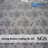 Ткань сетки флористической конструкции жаккарда Spandex трика Nylon для сексуального нижнего белья