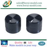 Anodisierte CNC-drehenteile, Präzisions-maschinell bearbeitenmetalteile