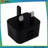 2 운반 USB 이동 전화 충전기 두 배 운반 비용을 부과