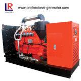 50Hz Water-Cooled 120KW 200V ensemble générateur de gaz avec moteur 4 temps