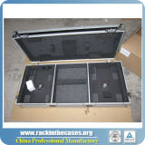 Atacado Shockproof DJ Flight Case para Stage Instrument Case