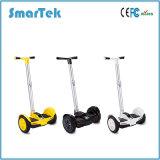 Smartek 10インチの新しい販売2の車輪の自己バランスをとるEスクーターのPatinete Electricoの小型移動性の電気永続的なスケートボードのスクーターS-011-1