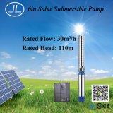 pompe solaire d'agriculture d'acier inoxydable de 13kw 6inch, pompe d'eau potable