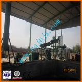Motor de ocasión Motor Reciclaje de Aceite de combustible diesel equipo de destilación